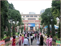 The National Library of Viet Nam hosts Book Festival Day 2016