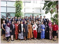 27th Conference of Directors of National Libraries in Asia and Oceania in Singapore