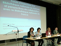 "International seminar ""A portal between French-Vietnames cultures: from Literature to Human Sciences"" in Paris, France"