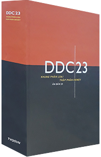 DDC23 front cover